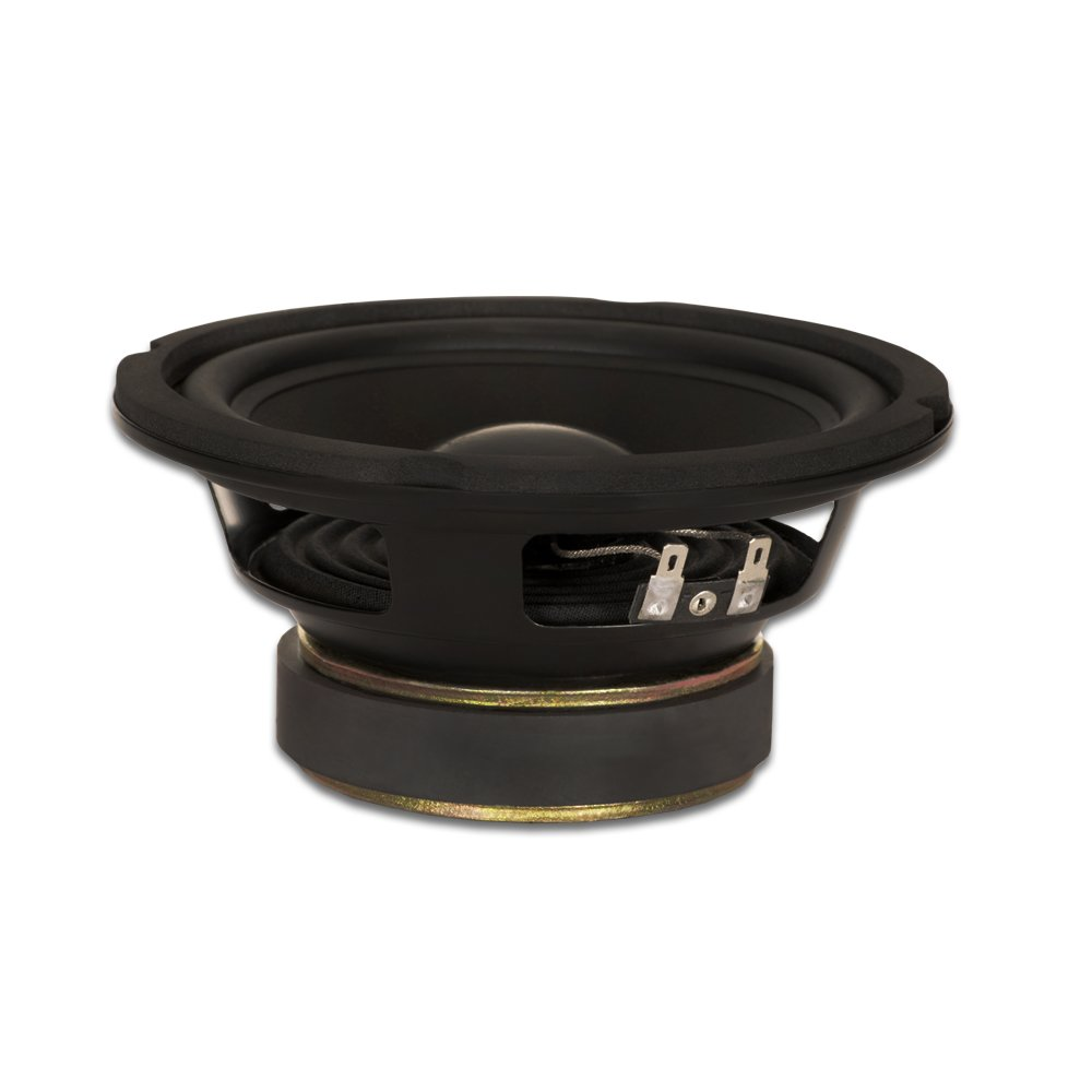 Goldwood Sound GW-6028 Rubber Surround 6.5'' Woofer 170 Watts 8ohm Replacement Speaker