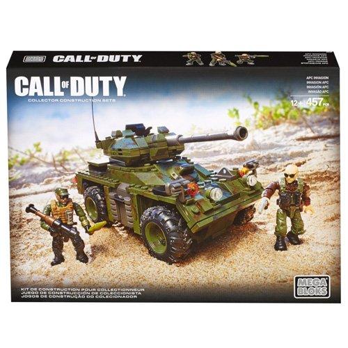 Mega Bloks Call Of Duty APC Invasion -