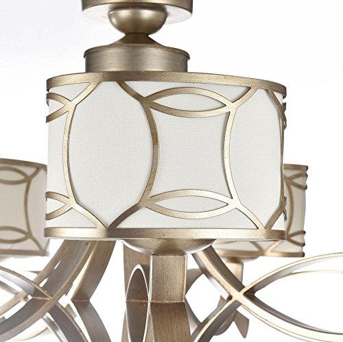 Casa Padrino Jugendstil Kronleuchter 7-Flammig 7-Flammig 7-Flammig Gold Ø 71,5 x H. 53,6 cm - Lüster im Jugendstil B07BFQHLNJ | In hohem Grade geschätzt und weit vertrautes herein und heraus  aa55b3