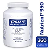 Pure Encapsulations – Nutrient 950 – Hypoallergenic Multi-vitamin/Mineral Formula for Optimal Health* – 360 Capsules Review