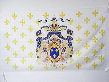 Nouvelle-France Flags 90 x 150 cm Drapeau Nouvelle-France AZ FLAG ...