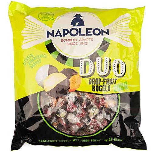 Napoleon Drop-Fruit Kogels zuur 825g