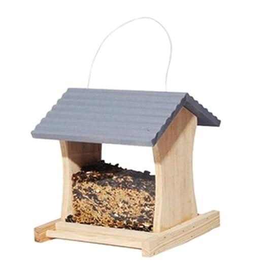 Jaula de pájaros Resistente a la intemperie Diseño de casa de ...