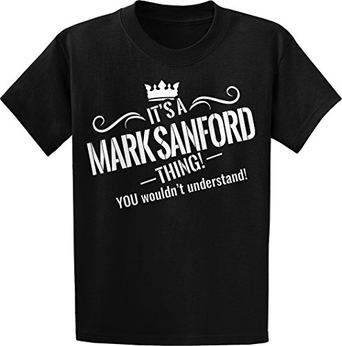 Threads of Doubt It's A Mark Sanford Thing! You Wouldn't Understand! Grunge Tee