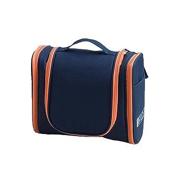 Amazon.com   Solid color Makeup bags travel 255f88d485796