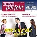 Deutsch perfekt Audio - Sich vorstellen. 10/2011 Hörbuch von  div. Gesprochen von:  div.