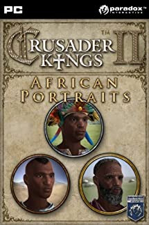 Amazon com: Crusader Kings II: African Portraits [Online Game Code