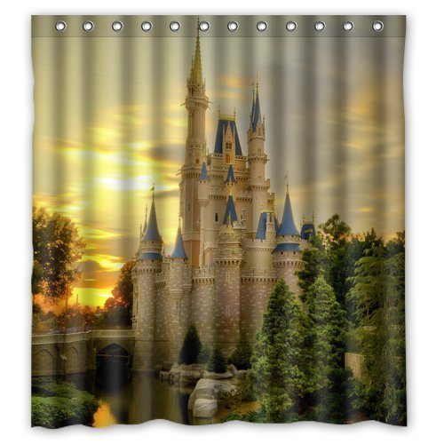 Compare Price To Cinderella Shower Curtain