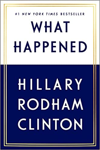 Hillary Rodham Clinton - What Happened Audiobook