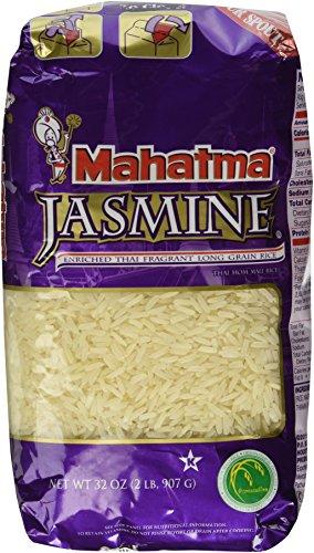 Mahatma Long Grain Jasmine Rice, 32 - White Rice Jasmine