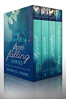 The Complete Free Falling Series: AM/BW Interracial Romance Boxed Set by [St. Pierre, Raven]
