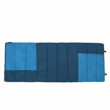 SUHAGN Saco de dormir Piscina Camping Camping Bolsas De Dormir Bolsa De Dormir Sacos De Dormir Para Adultos Azul, Azul: Amazon.es: Deportes y aire libre