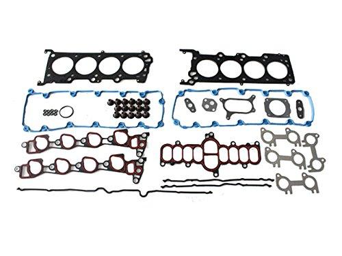 1997-1999 Ford F-250, F-350, Econoline / Lincoln Navigator 5.4L V8 VIN Code L, M, Z Multi-layered Steel (MLS) Head Gasket Set Detoti Auto Parts