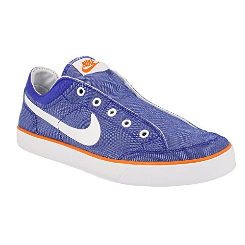 Nike - Capri Slip Txt GS - 644556400 - Farbe: Blau - Größe: 39.0