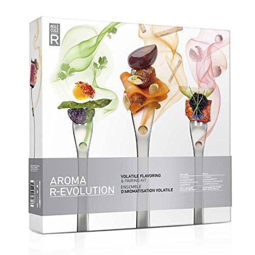 UPC 831835000824, Molecule-R Aroma R-Evolution, Silver