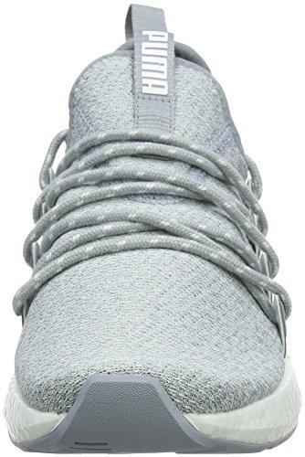 Knit Chaussures De Gris 02 Wns Running White Neko Nrgy Femme Puma quarry puma gnwq4EX
