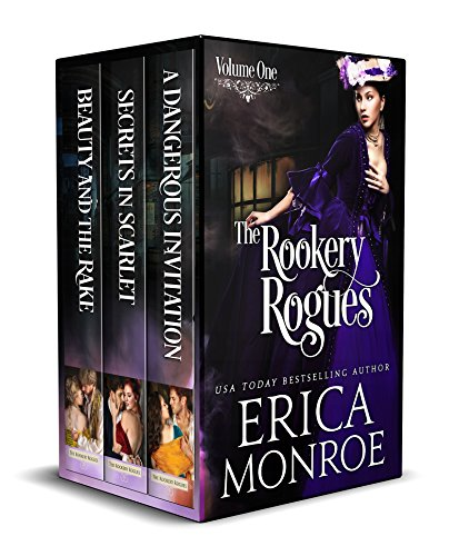 The Rookery Rogues: Volume 1 cover