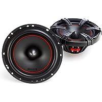 MB Quart 90 Watt 6.5 X-Line Series 2-Way Component Car Speakers XC1-216