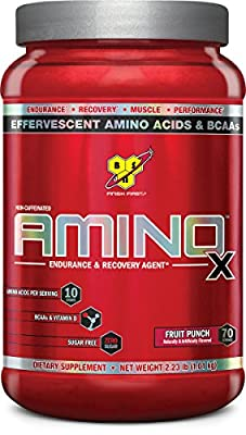 BSN Amino X Post Workout Muscle Recovery & Endurance Powder