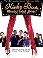 Filmcover Kinky Boots - Man(n) trägt Stiefel