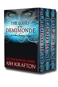 The Books of the Demimonde: An Urban Fantasy Series by [Krafton, Ash]
