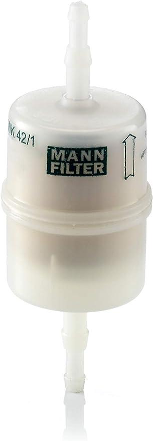 MANN-FILTER WK 42/1 Original Filtro de Combustible, para automóviles