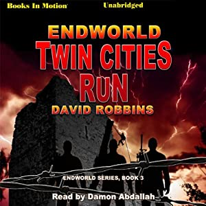 Endworld: Twin Cities Run Audiobook