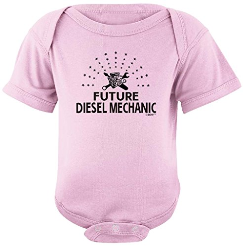 Baby Gifts All Mechanic Bodysuit