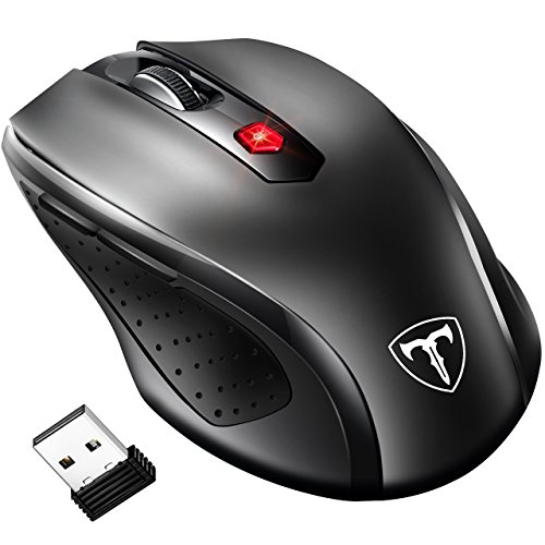 VicTsing 2.4G Wireless Mouse, [Update to Latest Version] for sale  Delivered anywhere in Canada