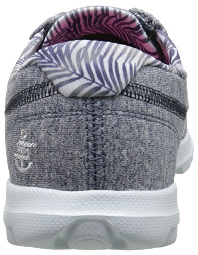 Skechers ON-THE-GO - MIST Damen Turnschuhe, Navy/White, 39.5 EU / 6.5 UK / 9.5 US