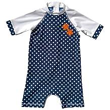 Fedjoa - One Piece UV Sunsuit Baby Girl UPF 50+ - CLOTILDE - French Designer