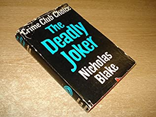 book cover of The Deadly Joker