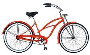 2006 Kustom Kruiser Glide Deluxe Women S Cruiser Bike