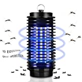 AOZBZ Electric Mosquito Killer Lamp,LED Insect Zapper Repeller, Pest Bug Killer Trap Night Light No Radiation Non-toxic for Standing or Hanging Indoor Outdoor