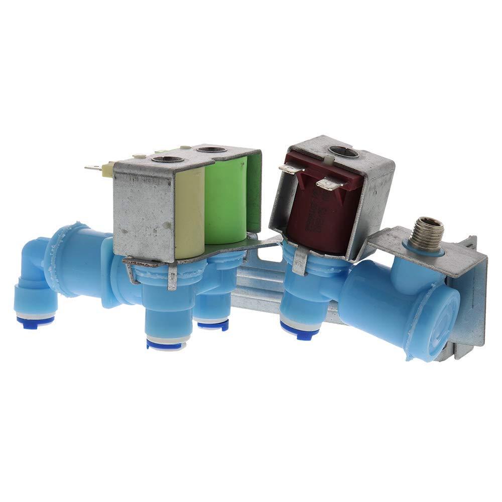 ERP 242252702 Refrigerator Triple Water Valve
