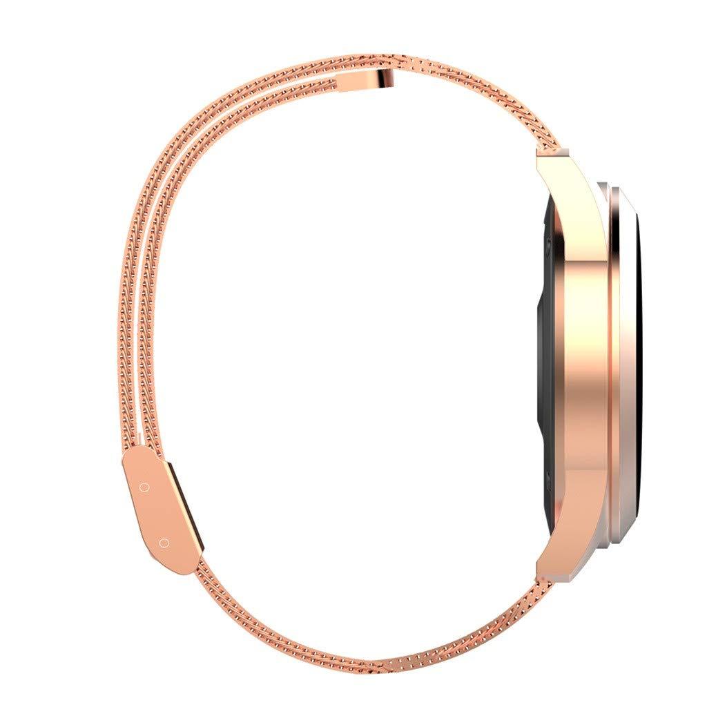LUXISDE Fitness Bracelet Smartwatch Ladies, Activity Indicator KW10 Smart Watch IP68 Waterproof Wristband for Heart Rate Measurement Fitness by LUXISDE (Image #5)