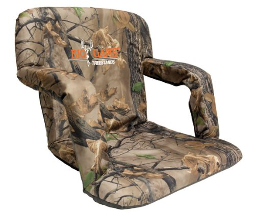 Big Game Deluxe Stadium Bucket Chair by Big Game Treestands