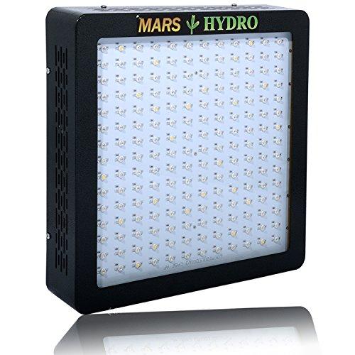 MarsHydro MARSII 900 Led Grow Light Full Spectrum High Penentration Led Grow Lamp the 420W True Watt Lamp Light & Lighting with Dual Veg/Flower Spectrum