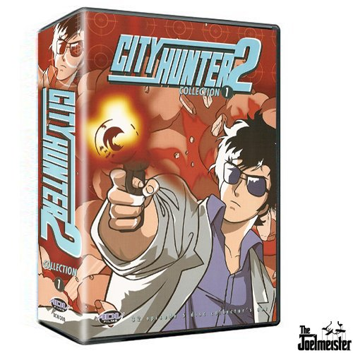 City Hunter 2: Collection 1 by ADV Films
