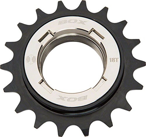 - Cycle Group BX-FW15BFW18-BK Box Buzz Freewheel, 18T