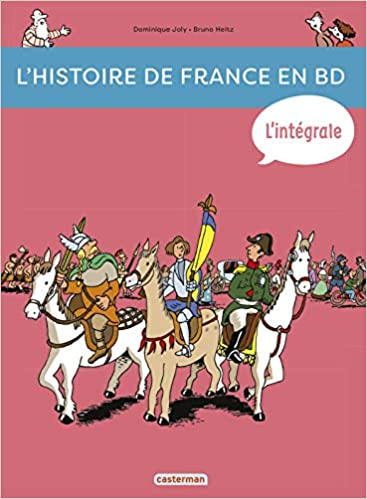 Amazon Fr L Histoire De France En Bd Integrale De La