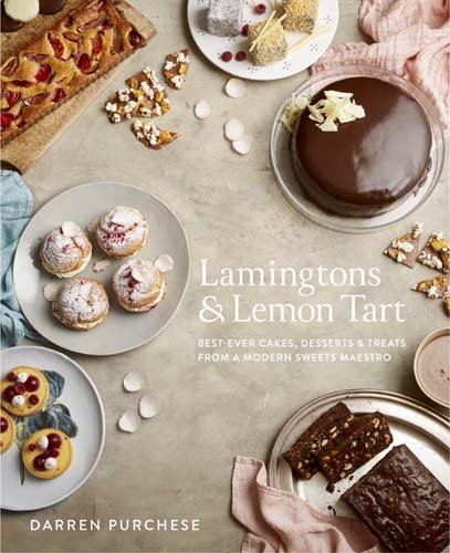 Super Lamingtons & Lemon Tart: Amazon.co.uk: Darren Purchese  PX47