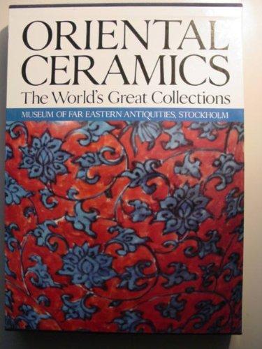 Oriental Ceramics, Vol. 8: The World