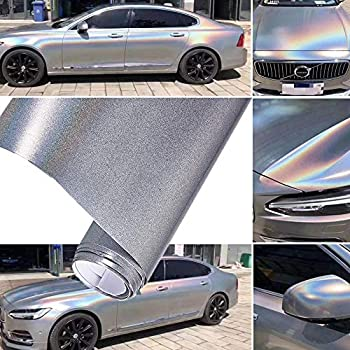 "3ft x 60/"" 3D Orange carbon fiber vinyl car wrap sheet roll film sticker decal"
