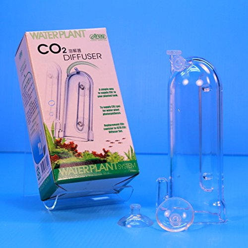 ISTA Aquarium CO2 diffuser for DIY yeast bottles disposab...