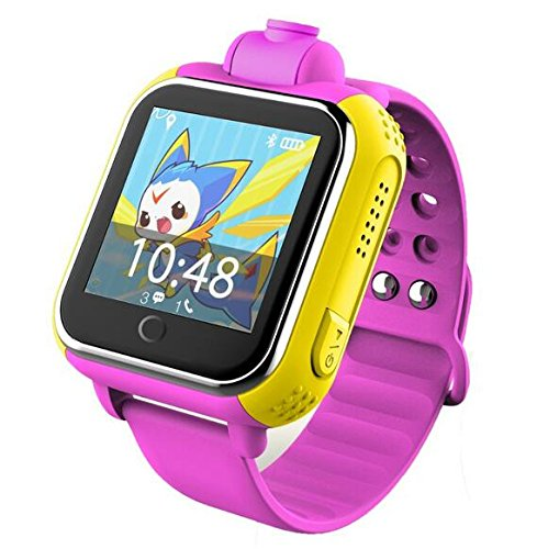 Amazon.com: MLIUS 3G Kids Smart Watch JM13 With Camera LBS ...