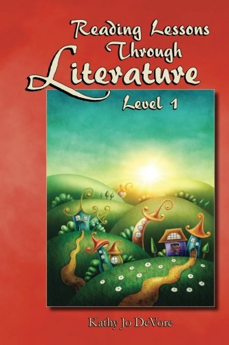Reading Lessons Through Literature Level 1