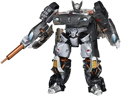 Transformers 3 Dark of The Moon Exclusive Deluxe Action Figure Autobot Jazz by Hasbro: Amazon.es: Juguetes y juegos