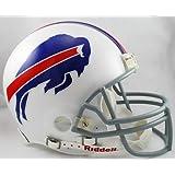 Buffalo Bills Riddell Full Size Authentic Proline Football Helmet