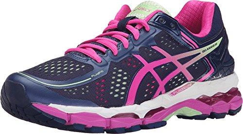 asics-womens-gel-kayano-22-running-shoe-indigo-blue-pink-glow-pistachio-8-m-us